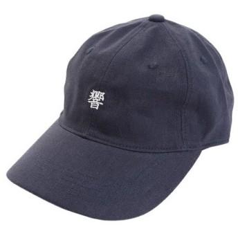 PGAC(PGAC) リネン刺繍キャップ HIBIKI 897PA9ST1727 NVY (Men's)