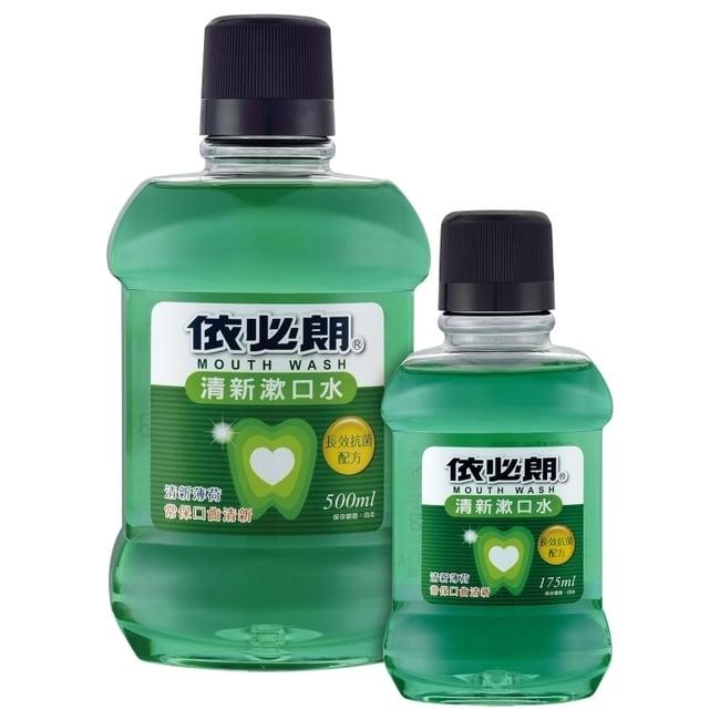 依必朗清新漱口水500ML(組合包)