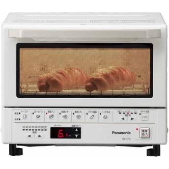 PANASONIC NB-DT51-W ホワイト [オーブントースター] オーブン・トースター