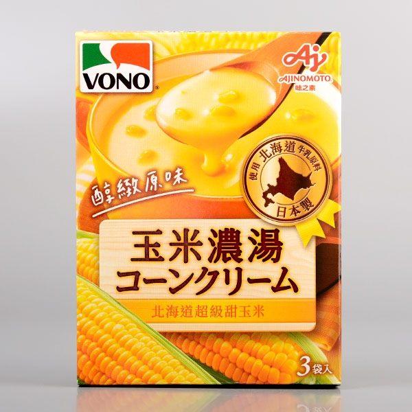 日本【VONO】醇緻原味-玉米濃湯 57.6g