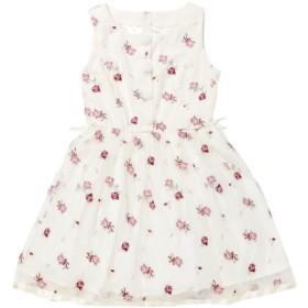 [マルイ]【セール】Little Rose embroideryワンピース / mille fille closet/ロディスポット(LODISPOTTO)