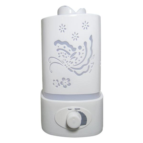 【HU-01C】〈贈12瓶精油〉香薰機 加濕器水氧機 空氣淨化器 香熏機 香氛 除臭 無印良品MUJI
