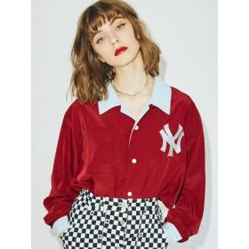 [jouetie]New York Yankees オーバーシャツ