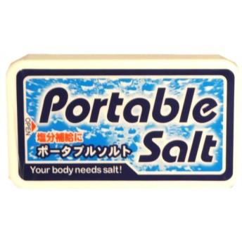 マルニ 塩分補給にポータブルソルト (25g)