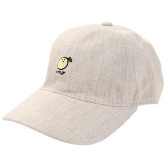PGAC(PGAC) リネン刺繍キャップ sour 897PA9ST1759 NTL (Men's)