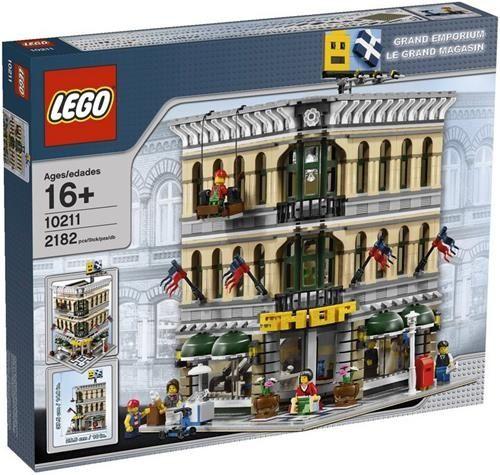 樂高積木 10211 街景系列 百貨公司 ( LEGO Creator Grand Emporium )