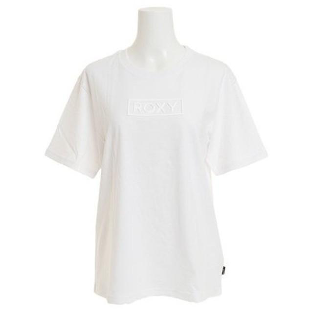 ロキシー(ROXY) SUMMER CLOUDS 半袖Tシャツ 19SURST192031WHT1 (Lady's)