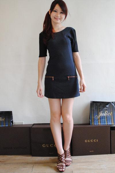 ZARA副品牌BERSHKA,性感露背連身裙,n簡單典雅有型 率性簡約的俐落剪裁,絕對要擁有的款式