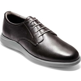 コールハーン メンズ ドレスシューズ シューズ Grand Plus Essex Wedge Oxford Magnet Leather/Vapor Grey