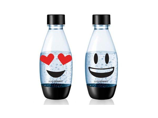 Sodastream emoji水滴寶特瓶500ml-二入(組合用)