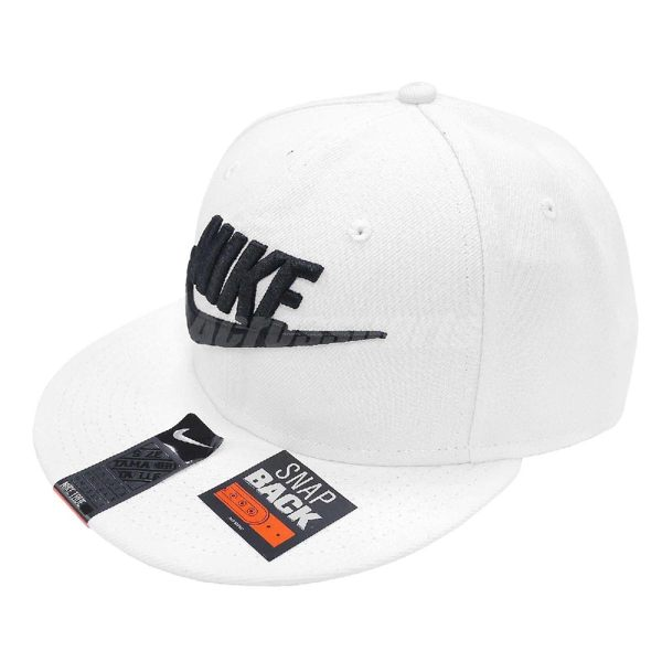 584169100 Cap 電繡大Logo Swoosh 夏日街頭流行必戴推薦帥氣帽款