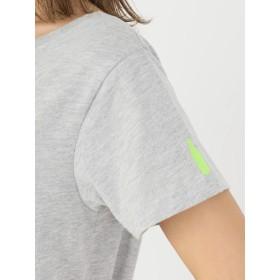 Tシャツ - CECIL McBEE 「コカ・コーラ」コラボVネックTシャツ