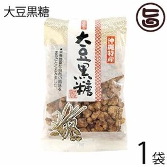 わかまつどう製菓 大豆黒糖 (加工) 140g×1袋 沖縄 人気 土産 定番 1000円ポッキリ 送料無料