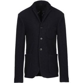 《期間限定 セール開催中》BRIAN DALES メンズ テーラードジャケット ダークブルー 50 ウール 100%