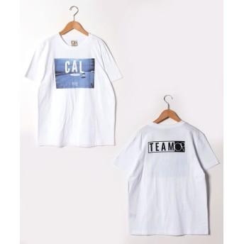 オーシャンパシフィック メンズ Tシャツ メンズ ホワイト XL 【Ocean Pacific】