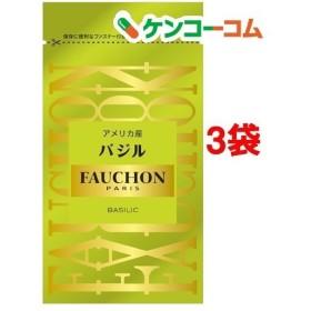 フォション 袋入り バジル ( 4g3袋セット )/ FAUCHON(フォション)