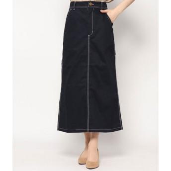 【セール開催中】ANAP(アナップ)ツイルペインタースカート