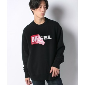 【40%OFF】 ディーゼル DIESEL(apparel) 00S8WC 0IAEG 900 SWEATSHIRTS メンズ ブラック L 【DIESEL】 【タイムセール開催中】