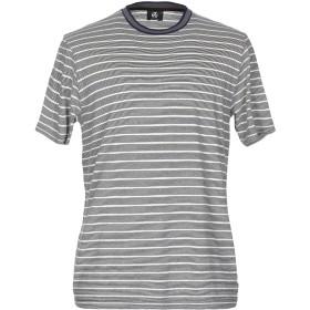 《期間限定セール開催中!》PS PAUL SMITH メンズ T シャツ ブラック S オーガニックコットン 100%