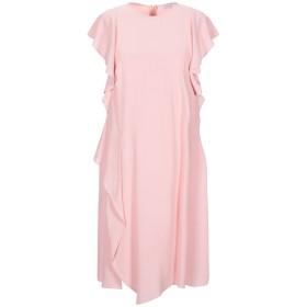 《期間限定 セール開催中》I BLUES レディース ミニワンピース&ドレス ピンク 42 レーヨン 100%