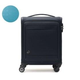 (GALLERIA/ギャレリア)プロテカ スーツケース PROTeCA 機内持ち込み フィーナ Feena キャリーバッグ 24L 軽量 ACE 12745/ユニセックス ネイビー 送料無料