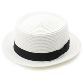 【Airpapel:帽子】◆ペーパーポークパイハット