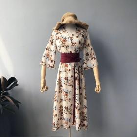 ワンピース - argo-tokyo 【ME LOVE】レディースファッション通販/ 韓国ファッション/春/ 大人/オフィスファッション/可愛い/カジュアル/海/春夏物/涼しいコーデ/リゾート/花柄ワンピース