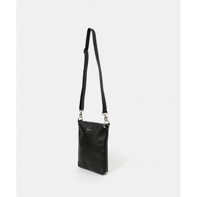 URBS(ユーアールビーエス) バッグ ショルダーバッグ KAIKO LEATHER SHOULDER BAG【送料無料】