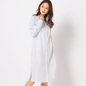 [マルイ]【セール】CVC ロングシャツワンピース/ミューズ リファインド クローズ(MEW'S REFINED CLOTHES)