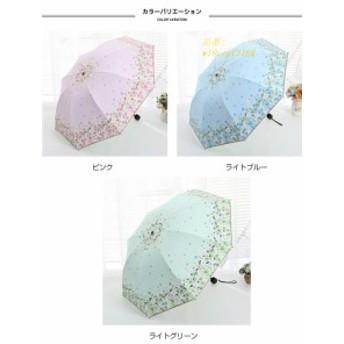 日傘 折りたたみ 日傘 傘 晴雨兼用傘 遮熱 丈夫 対策 遮光効果 紫外線 傘 軽量 夏新作 遮光 UV レディース 傘大きい