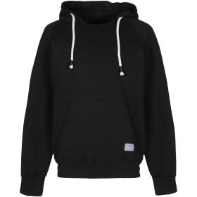 《送料無料》THE EDITOR メンズ スウェットシャツ ブラック S コットン 100%