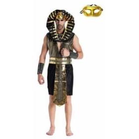 「コスチューム」Madrugada 古代エジプト・ギリシャ男性衣装 ベネチアンマスク付き S247(男性衣装 A)