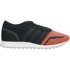 《期間限定 セール開催中》ADIDAS ORIGINALS メンズ スニーカー&テニスシューズ(ローカット) オレンジ 7.5 紡績繊維