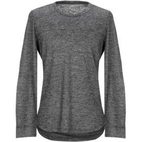 《セール開催中》NEIL BARRETT メンズ T シャツ スチールグレー M ウール 50% / 麻 50%