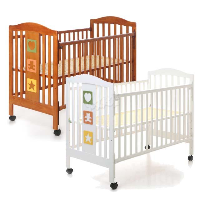 L.A.Baby Virginia Crib 維吉尼亞嬰兒中床/幼兒中床