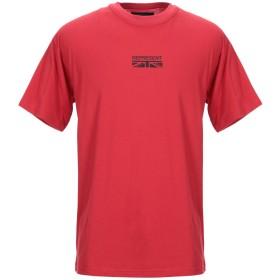 《期間限定 セール開催中》REPRESENT メンズ T シャツ レッド XS コットン 100%
