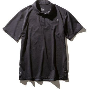 TECH POLO THE NORTH FACE (ノースフェイス) NT21970 BLK