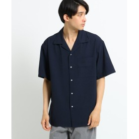 OPAQUE.CLIP(オペークドットクリップ) サッカーストライプシャツ