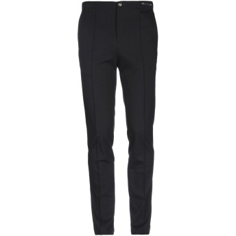 《セール開催中》PT01 メンズ パンツ ブラック 48 レーヨン 69% / ナイロン 25% / ポリウレタン 6%