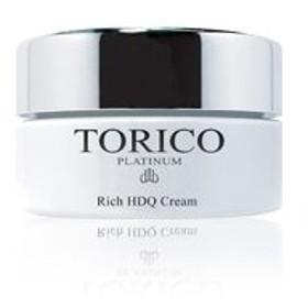 【送料無料】TORICO トリコプラチナム HDQクリーム30g 高濃度ハイドロキノンクリーム/Dr.Select ドクターセレクト[正規取扱店]