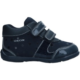 《セール開催中》GEOX ガールズ 0-24 ヶ月 スニーカー&テニスシューズ(ローカット) ダークブルー 20 紡績繊維