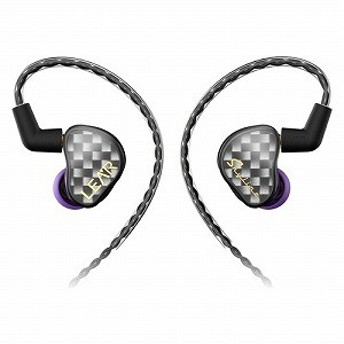 FISCHER AUDIO カナル型イヤホン MMCX リケーブル対応 LUF-SKYLINE-JP ブラックチェッカー