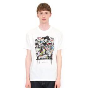 【グラニフ:トップス】グラニフ Tシャツ メンズ レディース 半袖 ルックスグッドオンデスク