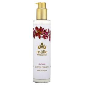Malie Organics マリエ オーガニクス ボディクリーム プルメリア 222ml