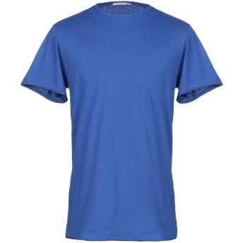 《セール開催中》GREY DANIELE ALESSANDRINI メンズ T シャツ ブルー S コットン 100%
