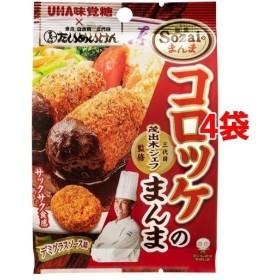 (訳あり)Sozaiのまんま コロッケのまんま デミグラスソース味 ( 30g4袋セット )/ Sozaiのまんま