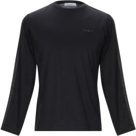 《期間限定セール開催中!》HAMAKI-HO メンズ T シャツ ブラック S コットン 100%