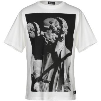 《セール開催中》U.P.W.W. メンズ T シャツ ホワイト M コットン 100% / ポリエステル