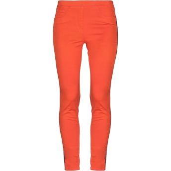 《セール開催中》BLUE LES COPAINS レディース パンツ オレンジ 38 コットン 98% / ポリウレタン 2% / ポリエステル