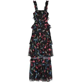 《セール開催中》ALICE McCALL レディース ロングワンピース&ドレス ブラック 4 ポリエステル 100% / ナイロン